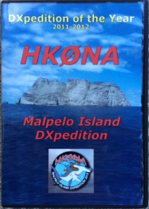 The HK0NA DVD enjoyed by all. Why is it that DXpeditioners choose the most difficult places on the planet to operate from?